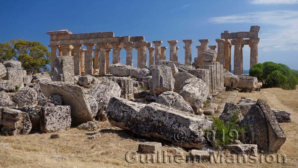 Temple d'Héra