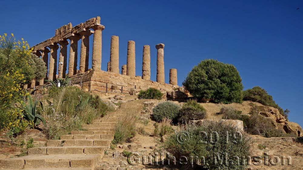 Agrigente - Temple of Hera
