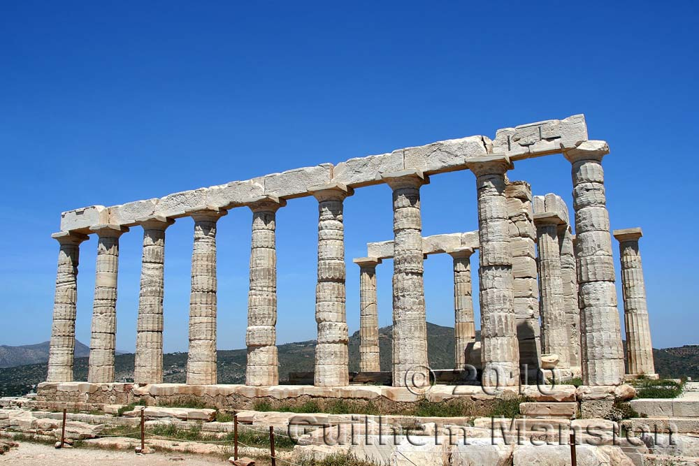 Greece - Cape Sounion