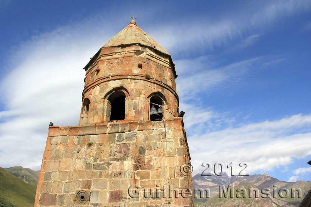 Ghergeti Church